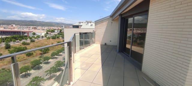 3 sypialnia Penthouse na sprzedaż w Castello de la Plana z basenem garażem - 248 000 € (Ref: 6234823)