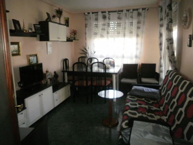 3 sypialnia Mieszkanie na sprzedaż w Oropesa z basenem garażem - 99 890 € (Ref: 6296943)