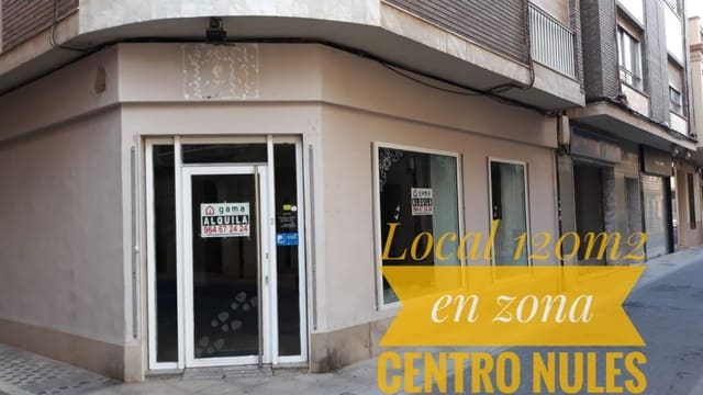 2 bedroom Commercial for sale in Nules - € 110,000 (Ref: 4461929)