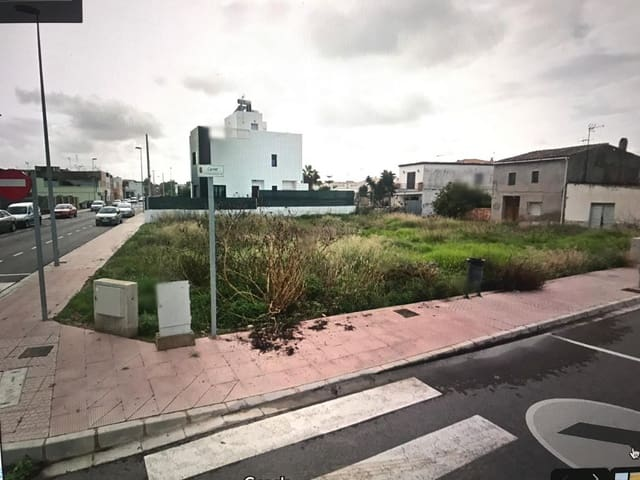 Byggetomt til salgs i Les Alqueries / Alquerias del Nino Perdido - € 106 200 (Ref: 4837291)
