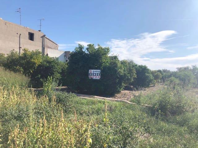 Byggetomt til salgs i Les Alqueries / Alquerias del Nino Perdido - € 60 000 (Ref: 4837304)