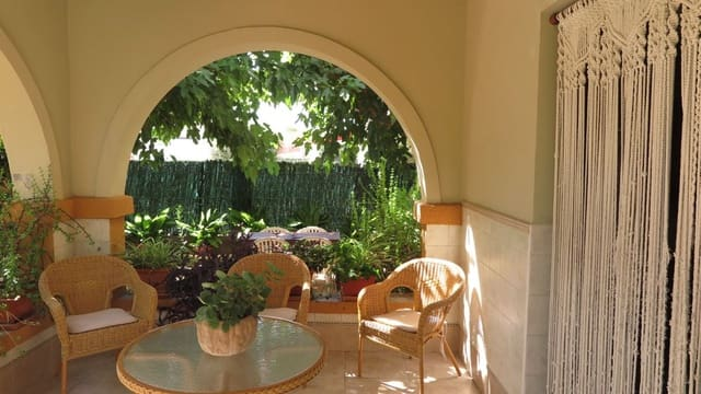 5 soveværelse Villa til leje i Burriana / Borriana - € 1.500 (Ref: 5016014)