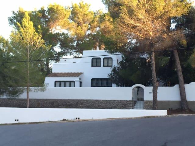 Pareado de 4 habitaciones en San Jose / Sant Josep de Sa Talaia en venta - 950.000 € (Ref: 5618943)