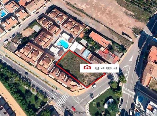 Ubebygd land til salgs i Moncofa - € 139 200 (Ref: 5618944)