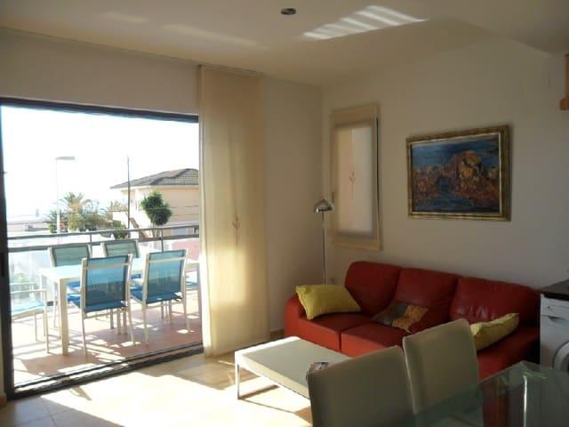 3 sypialnia Apartament do wynajęcia w Moncofa z garażem - 500 € (Ref: 6010704)