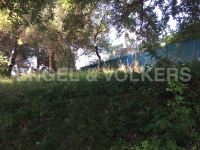 Bauplatz zu verkaufen in Sant Quirze del Valles - 360.000 € (Ref: 4813993)