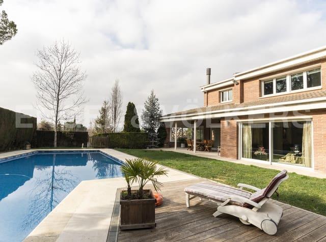 5 sovrum Villa till salu i Manresa med pool garage - 695 000 € (Ref: 4814173)