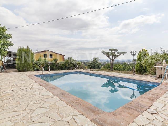 5 chambre Villa/Maison à vendre à Sentmenat avec piscine garage - 535 000 € (Ref: 4814812)