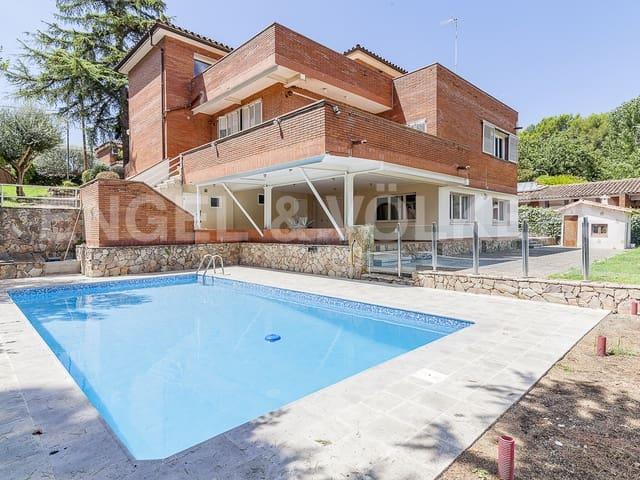 Chalet de 6 habitaciones en Bellaterra en venta con piscina garaje - 880.000 € (Ref: 4815024)