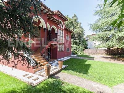 Chalet de 5 habitaciones en Valldoreix en venta con piscina - 1.190.000 € (Ref: 4815040)