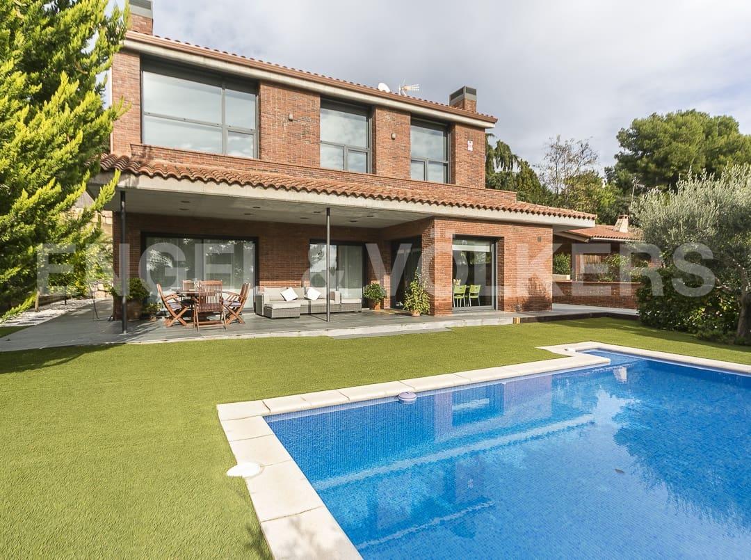 6 camera da letto Villa in vendita in Palleja con piscina garage - 985.000 € (Rif: 4819466)