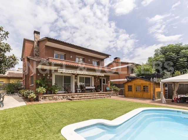 4 soverom Villa til salgs i Mira-Sol med svømmebasseng garasje - € 820 000 (Ref: 4821964)