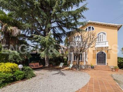 Chalet de 4 habitaciones en Valldoreix en venta con piscina garaje - 990.000 € (Ref: 4840038)