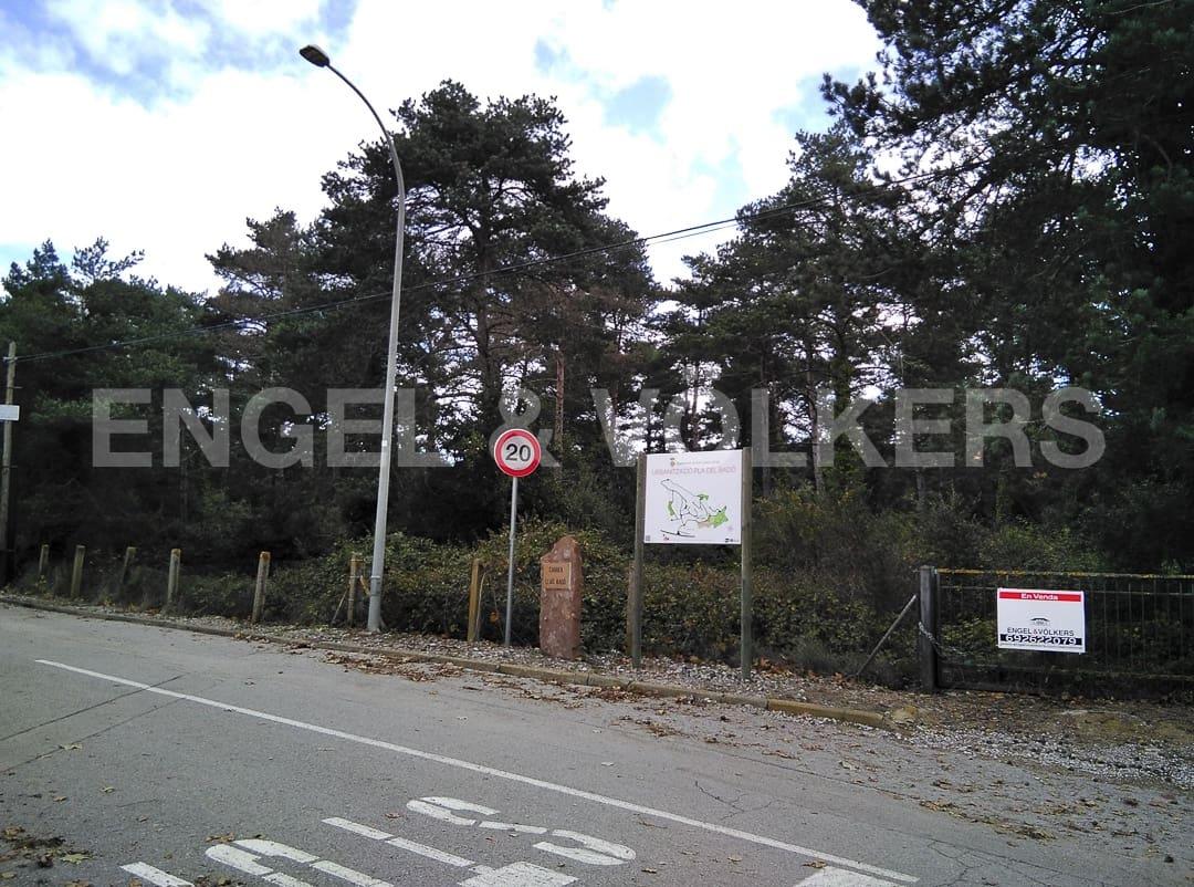 Solar/Parcela en Sant Quirze Safaja en venta - 198.000 € (Ref: 4949004)