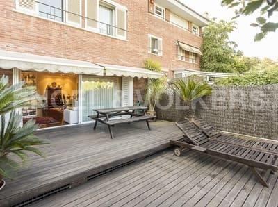 5 sovrum Radhus att hyra i Sant Cugat del Valles med garage - 3 200 € (Ref: 4949018)
