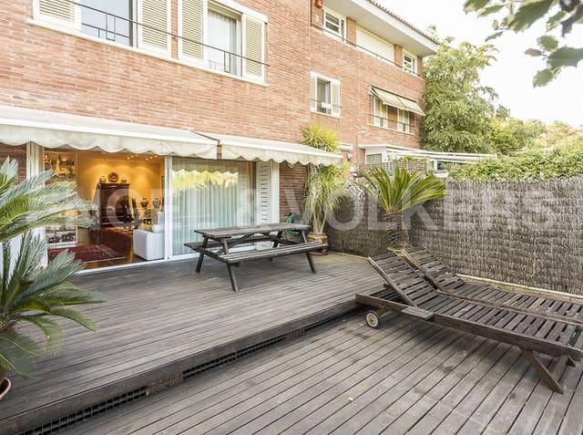 5 slaapkamer Rijtjeshuis te huur in Sant Cugat del Valles met garage - € 3.200 (Ref: 4949018)