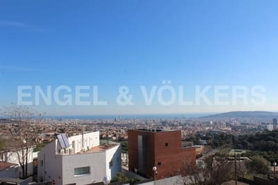 Building Plot for sale in Barcelona city - € 1,100,000 (Ref: 4955721)