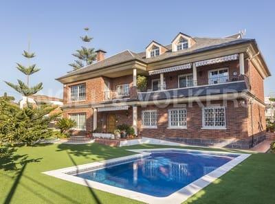 9 Zimmer Villa zu verkaufen in Sant Boi de Llobregat mit Pool Garage - 1.070.000 € (Ref: 4955723)