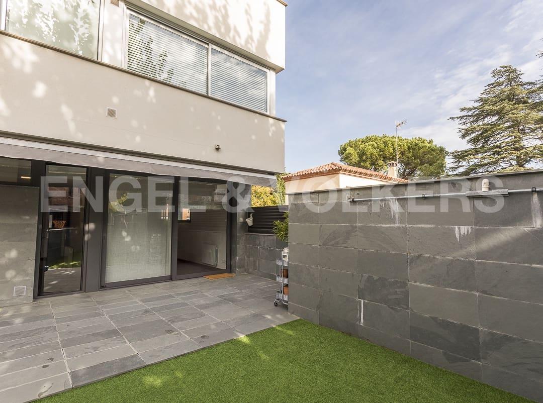 Piso de 4 habitaciones en Sant Cugat del Vallès en venta con garaje - 625.000 € (Ref: 4955728)