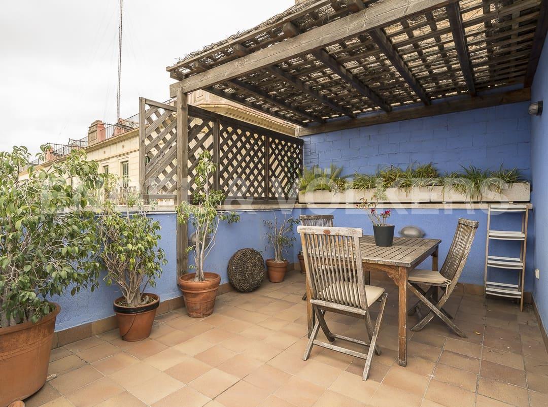 Adosado de 3 habitaciones en Barcelona ciudad en venta con garaje - 920.000 € (Ref: 5108609)