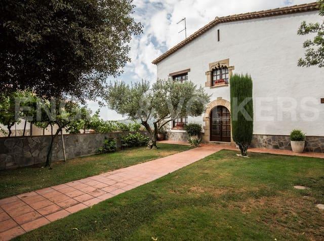 5 Zimmer Villa zu verkaufen in Castellar del Valles mit Pool Garage - 470.000 € (Ref: 5271224)