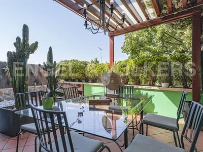 5 Zimmer Reihenhaus zu verkaufen in Barcelona Stadt mit Pool Garage - 1.390.000 € (Ref: 5294917)