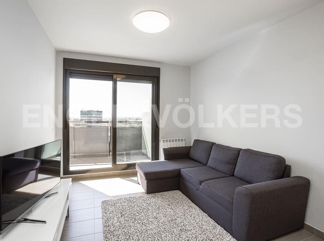 2 slaapkamer Flat te huur in L'Hospitalet de Llobregat met garage - € 1.600 (Ref: 5305465)