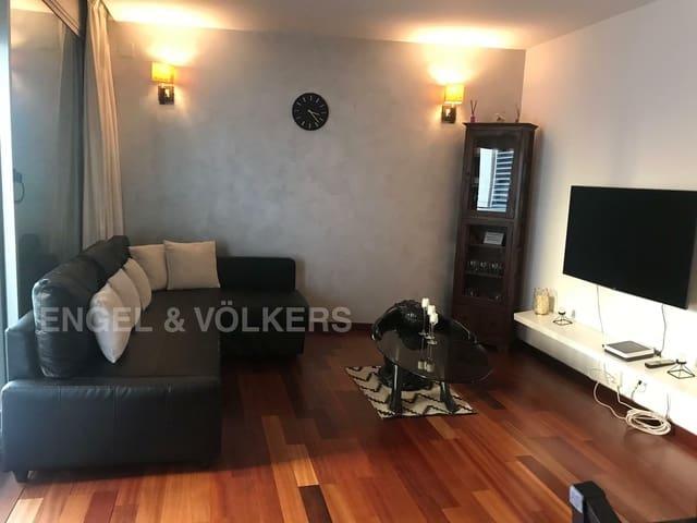 3 slaapkamer Flat te huur in Sant Adria de Besos met zwembad garage - € 2.000 (Ref: 5354548)