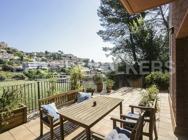 4 sypialnia Dom blizniak na sprzedaż w Corbera de Llobregat z garażem - 435 000 € (Ref: 5370855)