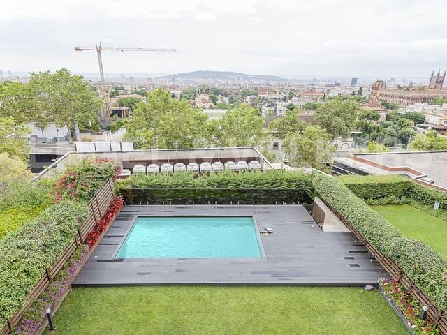 5 sovrum Radhus till salu i Barcelona stad med pool garage - 3 370 000 € (Ref: 5439482)