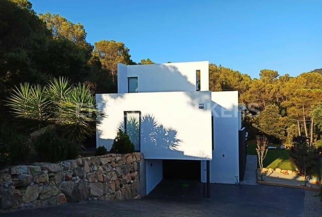Chalet de 4 habitaciones en Vilanova del Vallès en venta con piscina garaje - 870.000 € (Ref: 5487475)