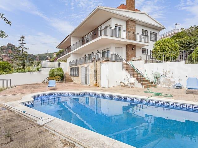 Pareado de 5 habitaciones en Gavà en venta con piscina garaje - 680.000 € (Ref: 5487514)