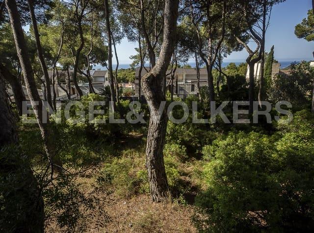 Solar/Parcela en Castelldefels en venta - 780.000 € (Ref: 5503091)