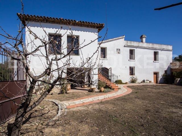 6 Zimmer Villa zu verkaufen in El Papiol - 650.000 € (Ref: 5578917)