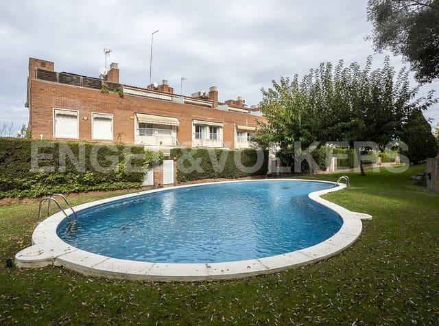 Adosado de 5 habitaciones en Sant Cugat del Vallès en venta con piscina garaje - 1.150.000 € (Ref: 5682988)
