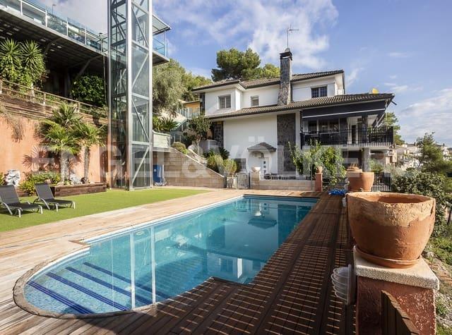 9 sypialnia Willa na sprzedaż w Vallirana z basenem garażem - 675 000 € (Ref: 5684017)