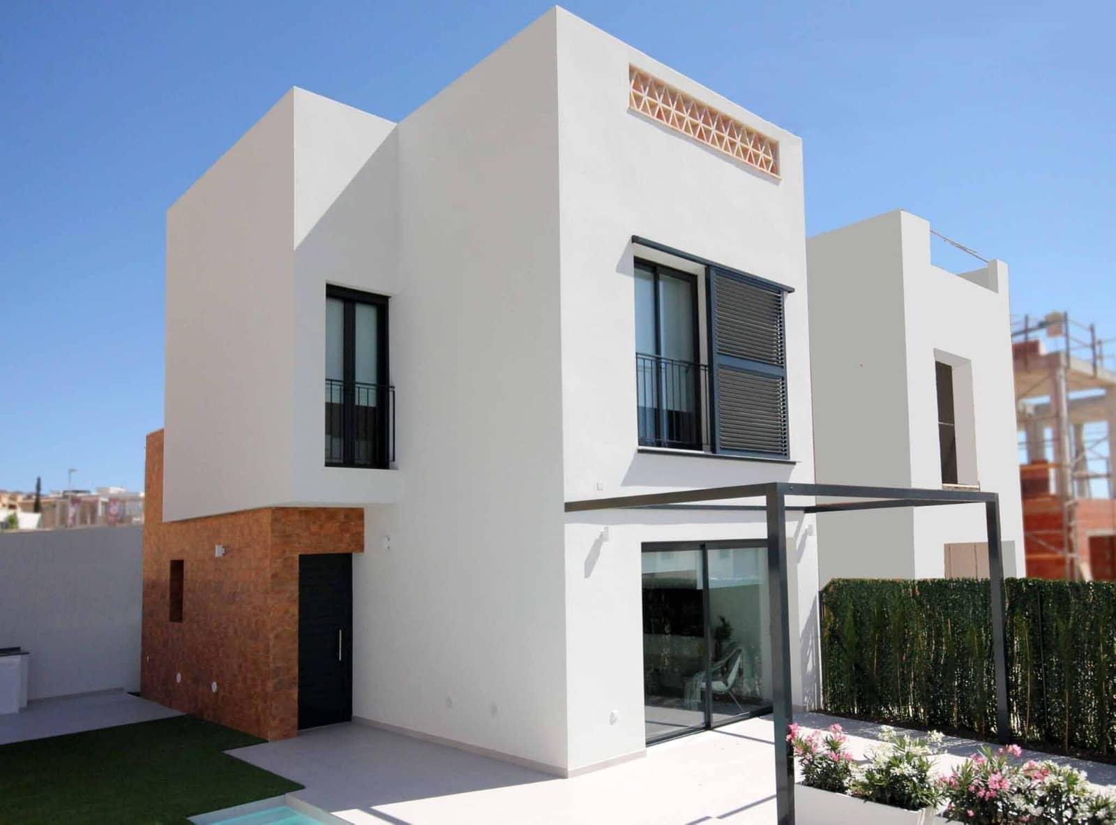 Chalet de 2 habitaciones en Benijófar en venta con piscina - 196.900 € (Ref: 4663023)