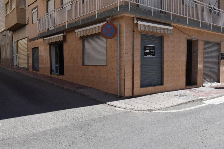1 soverom Bedrift til salgs i Santa Pola - € 45 000 (Ref: 4569626)