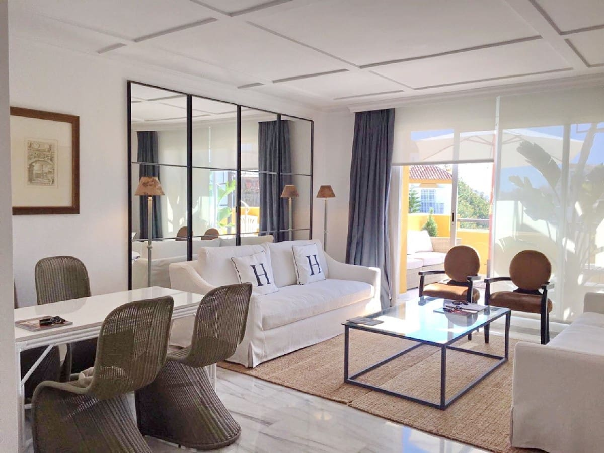 2 bedroom Apartment for sale in Marbella with pool - € 440,000 (Ref: 4749007)