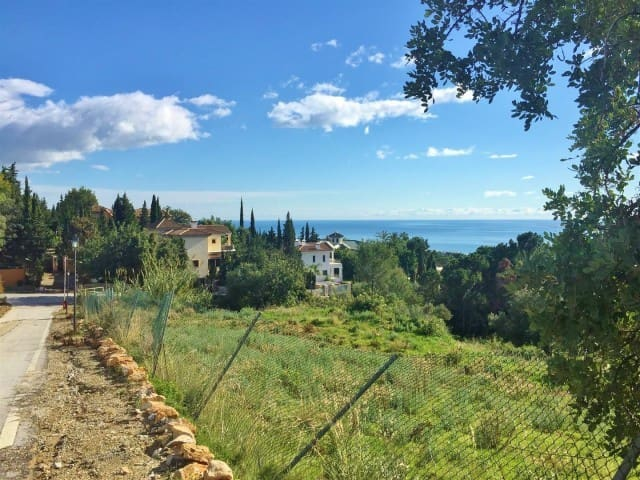 Building Plot for sale in Marbella - € 5,000,000 (Ref: 5135754)