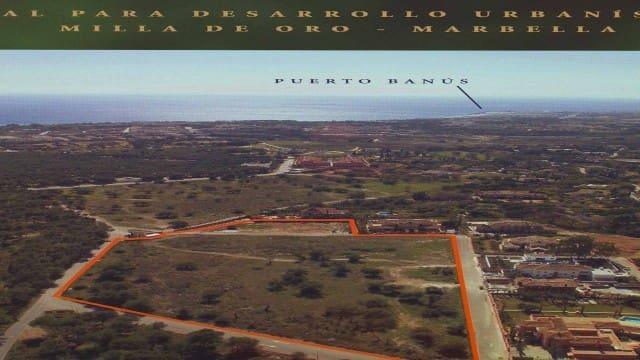 Building Plot for sale in Marbella - € 20,000,000 (Ref: 5135767)