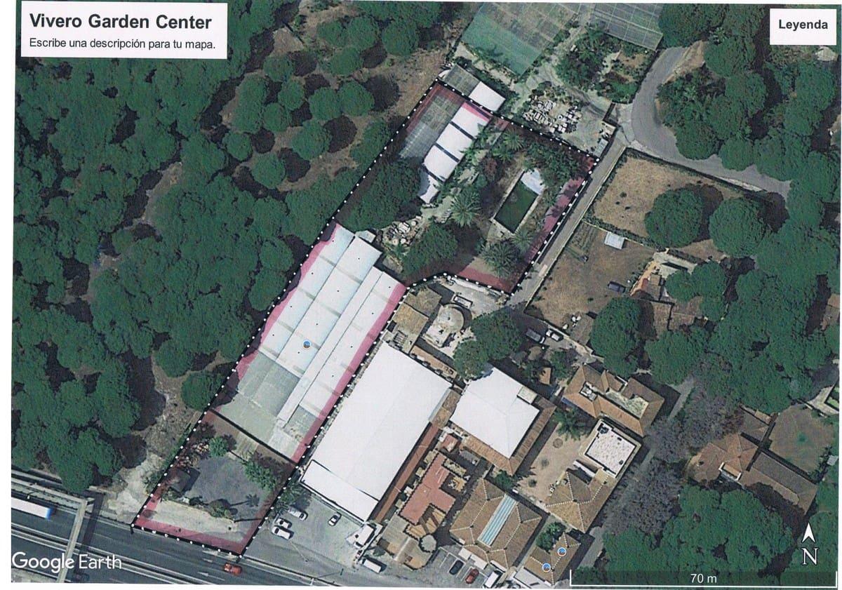 Building Plot for sale in Marbella - € 3,500,000 (Ref: 5135880)