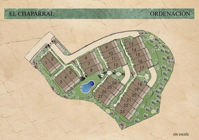 Działka budowlana na sprzedaż w El Chaparral - 3 475 000 € (Ref: 5333715)