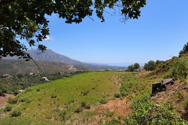 Byggetomt til salgs i La Zagaleta - € 1 995 000 (Ref: 5333848)