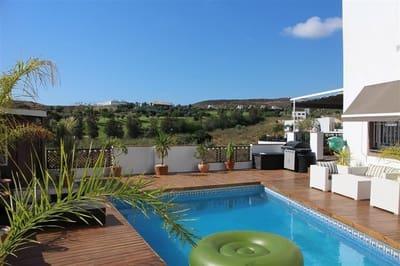 4 sovrum Villa till salu i Mijas Costa med pool garage - 470 000 € (Ref: 5334229)