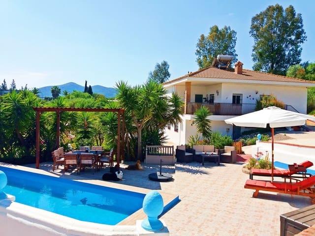 6 sovrum Kommersiell till salu i Cartama med pool - 429 000 € (Ref: 5442214)