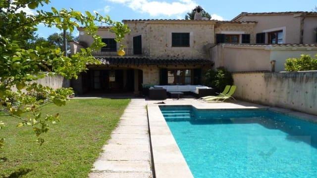 3 chambre Villa/Maison Mitoyenne à vendre à Santa Eugenia avec piscine - 565 000 € (Ref: 5227200)