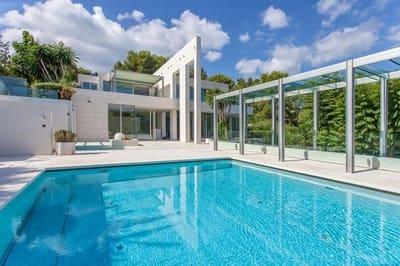 5 slaapkamer Villa te huur in Sol de Mallorca met zwembad - € 10.000 (Ref: 5242329)