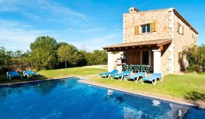 3 sovrum Finca/Hus på landet att hyra i Campos med pool - 3 000 € (Ref: 5279937)