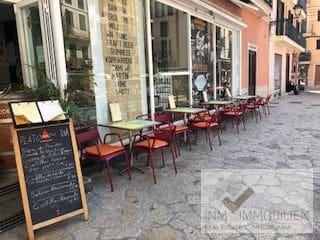 Restaurang/Bar att hyra i Palma de Mallorca - 2 639 € (Ref: 5446130)